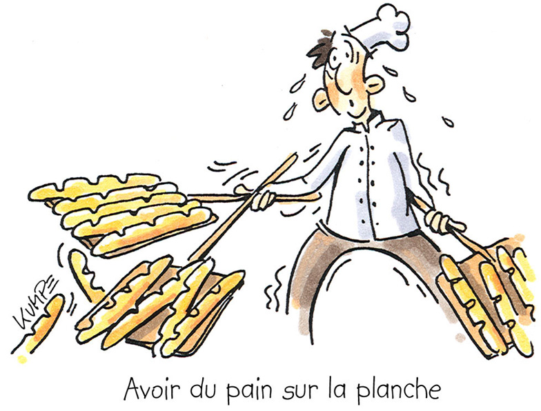 Boulanger Cartoon