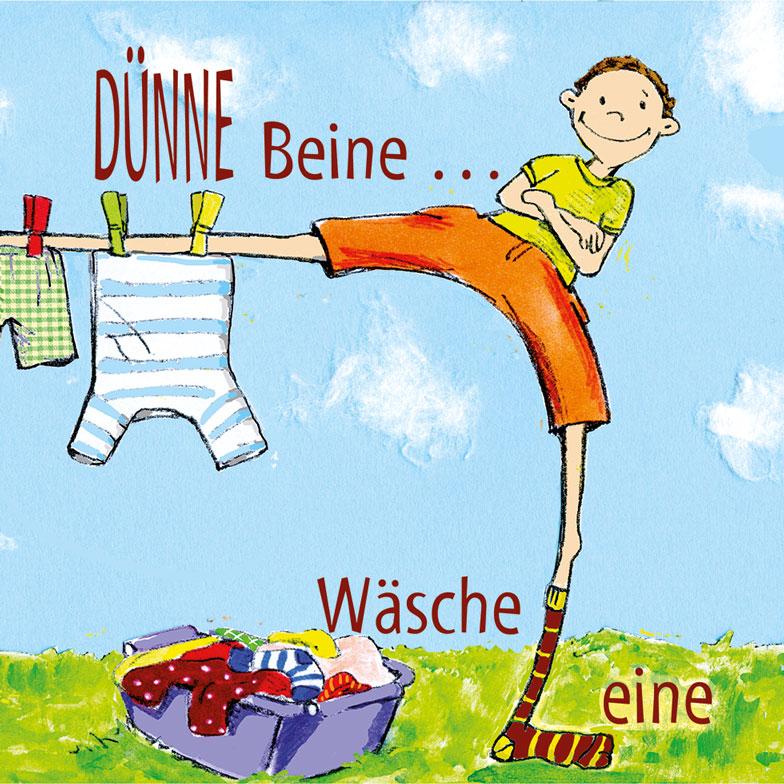 Duenne Beine Waescheleine