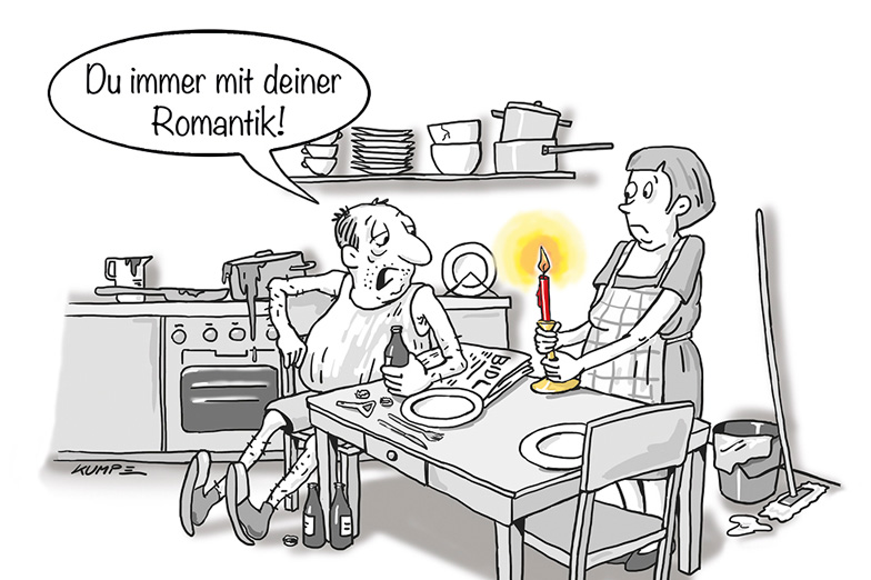 Romantik Cartoon