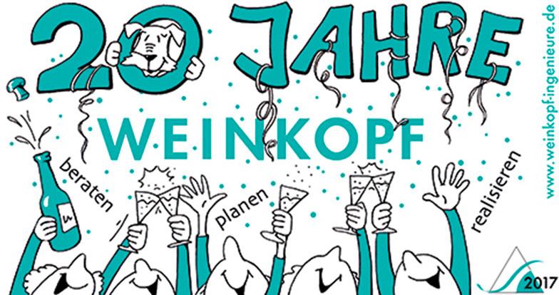 Weinkopf Trinktasse 2017